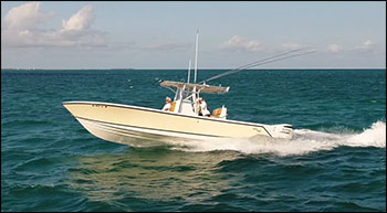 "The ""20/20"" is the newest addition to Hindsight Sportfishing."